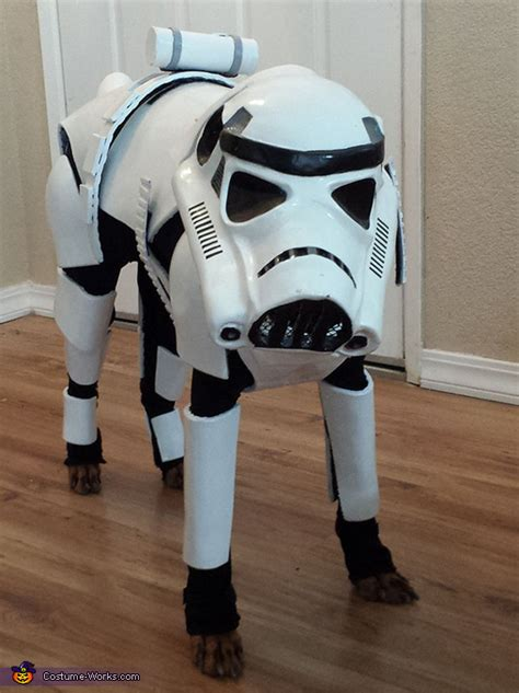wars costumes for dogs stormtrooper costume