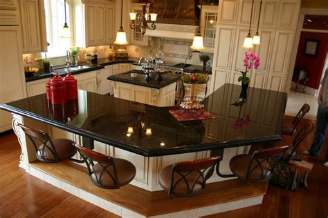 granite gurus absolute black granite kitchen
