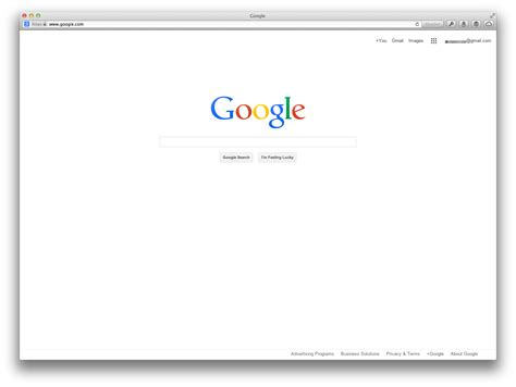 google home layout design google testing new homepage design shows off flatter logo