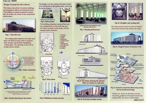 concept design university course misr university of science and technology presentation