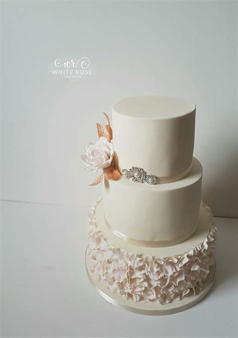 Wedding On Cake by Modern Luxurious Wedding Cakes In Holmfirth West