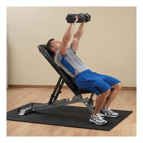 body solid bench review body solid sfid325 pro club line bench review
