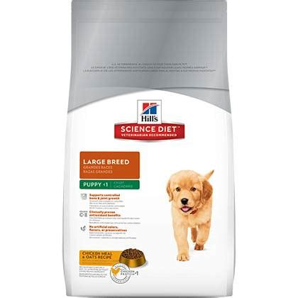science diet large breed puppy food hill s science diet puppy large breed food 1800petmeds