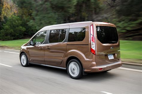 ford transit wagon 2015 ford transit connect wagon safety review and crash