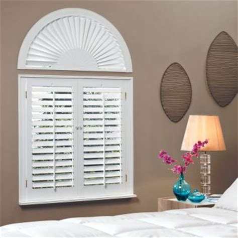 faux wood arch window blinds 17 best images about window treatments on
