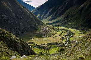 inca trail to machu picchu camino inca to machu picchu
