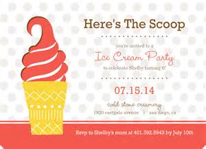 4 best images of free printable ice cream social invites