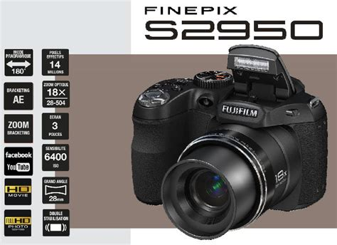 Kamera Prosumer Fujifilm Finepix S2950 vendo fujifilm s2950 remate urgente foros per 250