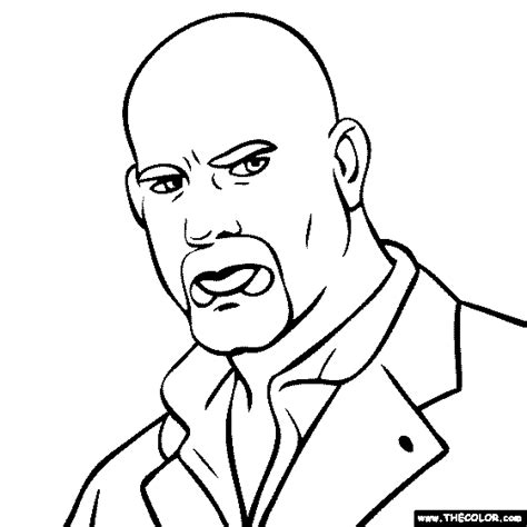 wwe coloring pages hulk hogan free online coloring pages thecolor