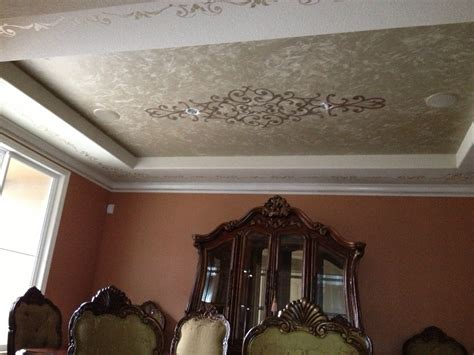 decorated ceiling beautiful decorative painting ideas for ceilings pictures