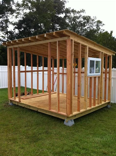 How To Make A Shed A Home by Some Simple Storage Shed Designs Shed Building Plans