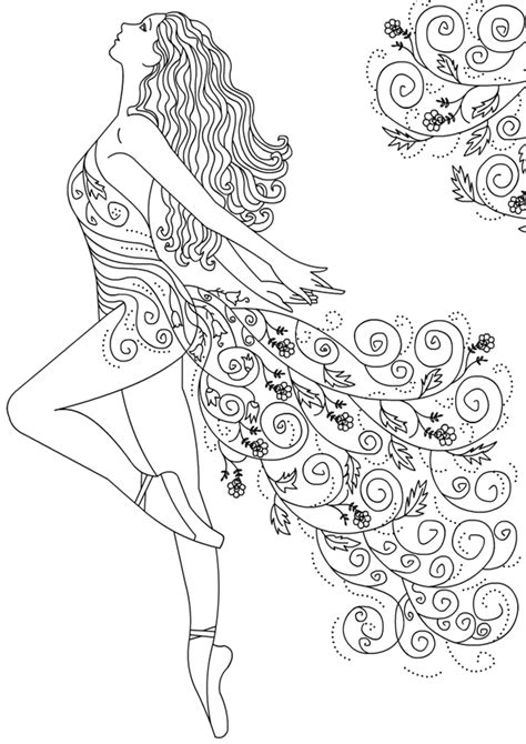dibujos para colorear zapatillas de ballet dibujo de bailarina para colorear bailarinas para colorear