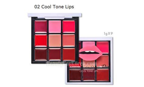 Etude House Personal Color Palette Pro Cool Tone box korea etude house personal color palette pro