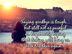 goodbye messages for friends farewell quotes in