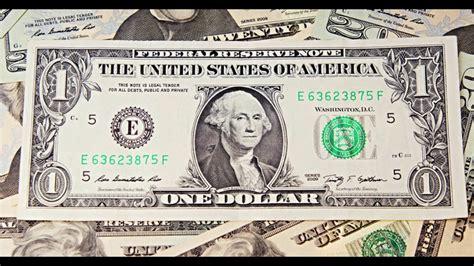imagenes ocultas en los dolares si tienes un billete de 1 d 243 lar como estos podr 237 as tener