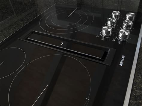 jenn air 36 electric downdraft cooktop jed3536gs jenn air 36 quot electric downdraft cooktop w