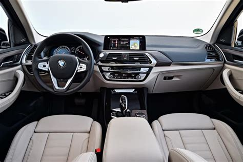 2018 bmw x3 interior 8 great traits of the 2018 bmw x3 and a fatal flaw ny
