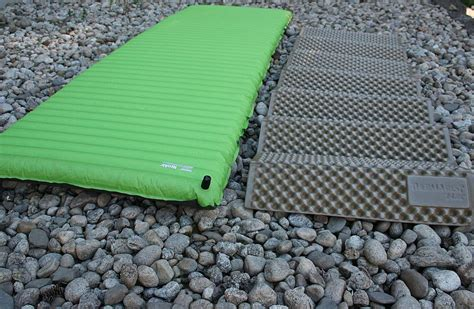 most comfortable backpacking sleeping pad how to choose the best backpacking sleeping pad man