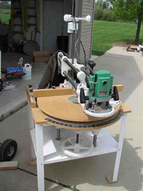 Radial Arm Router Router Forums