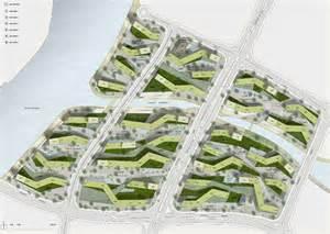 Punggol waterfront urban housing