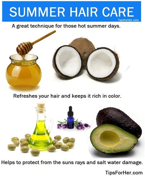 Summer Care 6 Useful Strategies by Summer Hair Care Trusper