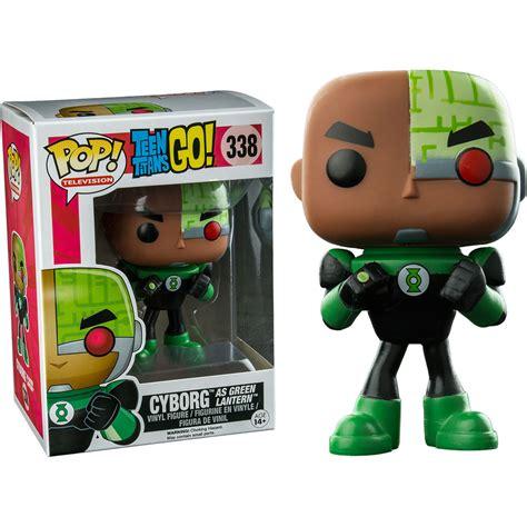 Funko Titan Go Cyborg Dorbz 11877 funko go cyborg as green lantern pop vinyl figure