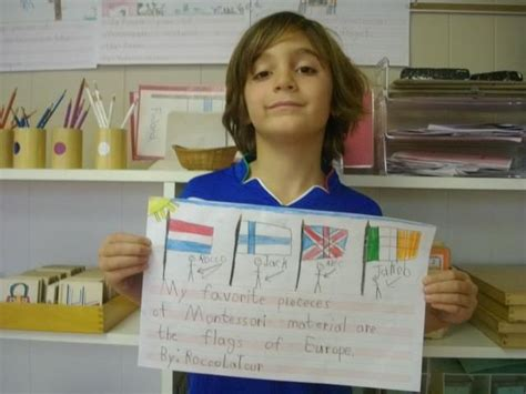 themes for education week montessori education week students share their favorite