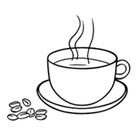 coffee coloring pages free printable coloring pages