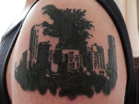 godzilla tattoo 8 best images about godzilla tattoos on beast
