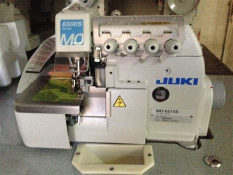 Mesin Obras Juki jual mesin jahit obras juki mo 6514s harga murah jakarta oleh toko sinar tiga mesin jahit