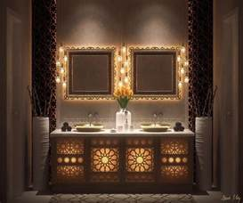 Moroccan Bathroom Ideas How To A Moroccan Bathroom Design Home Caprice