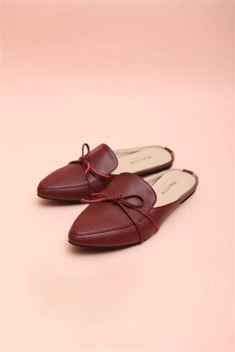 Sepatu Wanita Hak Rendah Branded Jujuba sepatu wanita murah rekomended segundosfuera