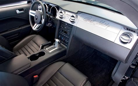 2006 Ford Mustang Gt Interior by 2006 Ford Mustang Shelby Gt H Road Test Motor Trend