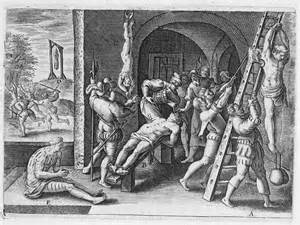Used Bakers Rack Medieval Torture And Genocide Of The Christian Cathars And