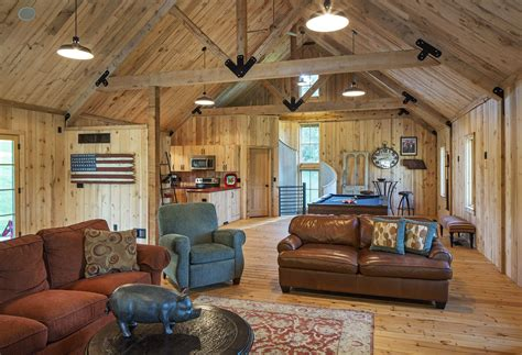 3 Car Garage Plans With Apartment Above barn home features open living space with a 3 car garage below
