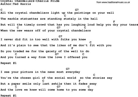 Lyrics Of Chandelier Le Parfum De La Beaut 233 Chandeliers Song Lyrics