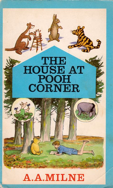 Novel Grafis The House At Pooh Corner A A Milne the house at pooh corner by a a milne illustrated by e h