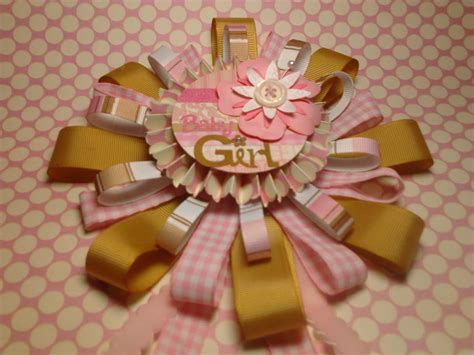 Corsage Para Baby Shower by Como Hacer Corsage Para Baby Shower Imagui