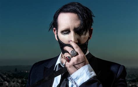 marilyn manson marilyn manson heaven upside down review
