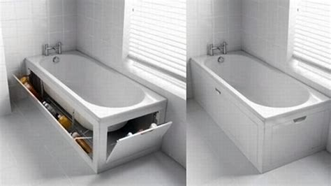Bathroom Tub Tile Ideas These Clever Hidden Storage Ideas Is The One You Re