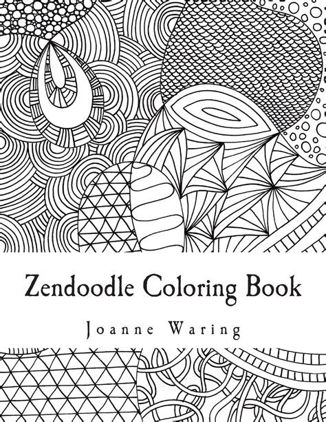 zendoodle coloring pages zendoodle coloring book coloring pages