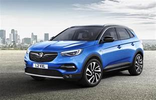 Vauxhall X Vauxhall Grandland X Revealed As Gm S New Mid Size Suv