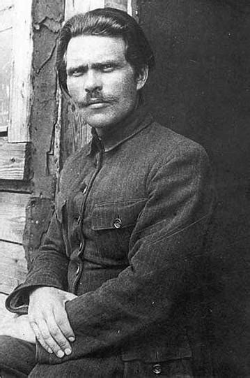 Nestor Makhno: the man and the myth