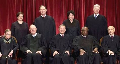 supreme court justices travel ban challengers urge us supreme court to reject