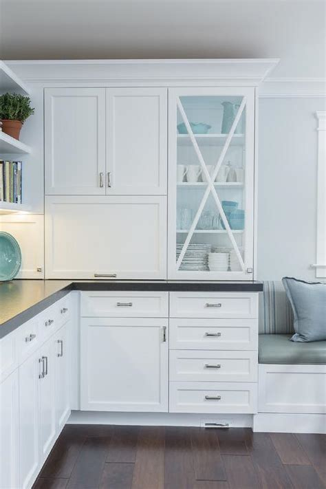 glass front kitchen cabinet glass front kitchen cabinets with x trim moldings