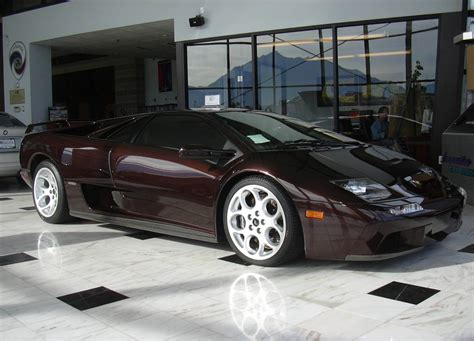 2001 Lamborghini Diablo 2001 Lamborghini Diablo Vt Se Picture 7444 Car Review