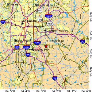ellenwood map conley ga pictures posters news and on your