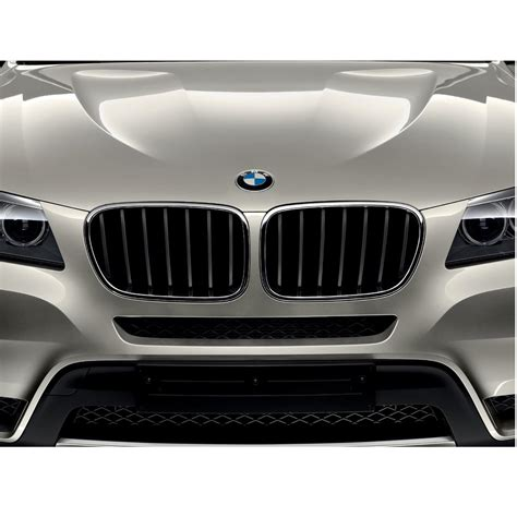 Bmw Kidney Grille by Shopbmwusa Bmw Performance Black Kidney Grille For X3