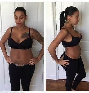 post c section body welcome to dafemoritz blog ne yo s wife shows post c