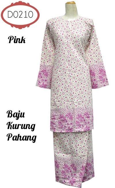Baju Kurung Moden Belah Tepi baju kurung pahang cotton 0219 baju kurung pahang bercorak abstrak dan bunga diperbuat